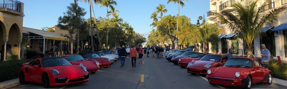 Cars on 5th February 2019 Everglades Region PCA