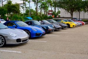 Fort Myers Cars 'n Coffee @ Porsche of Fort Myers