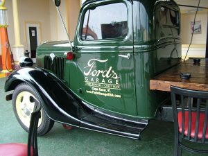 Luncheon at Ford's Garage @ Ford's Garage